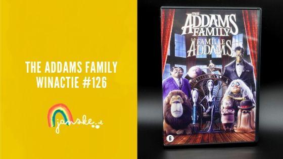 The Addams Family - winactie #126