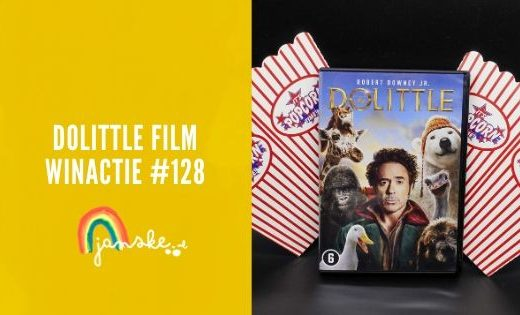 Dolittle Film – winactie #128