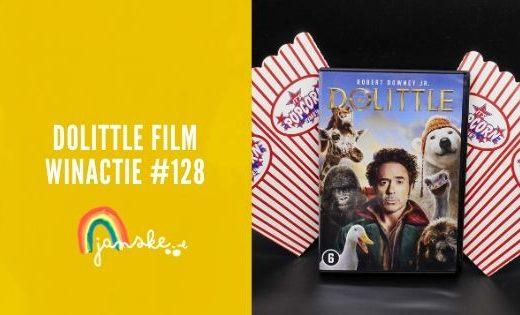 Dolittle Film – winactie #128