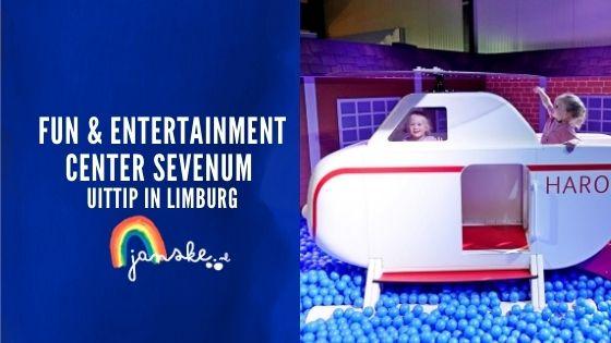 Fun & Entertainment Center Sevenum – Uittip in Limburg