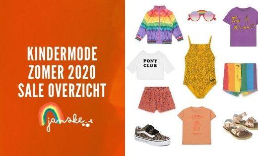 Kindermode zomer 2020 sale overzicht