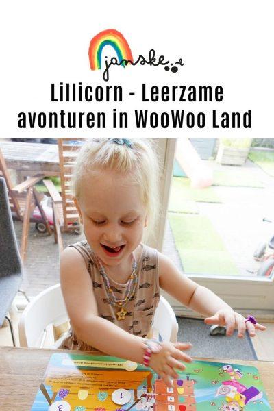 Lillicorn - Leerzame avonturen in WooWoo Land – winactie #129