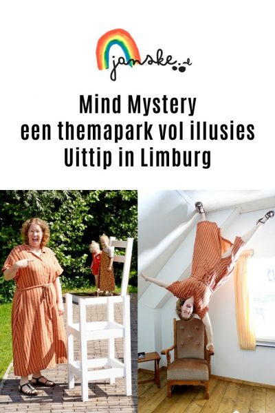 Mind Mystery, een themapark vol illusies - Uittip in Limburg