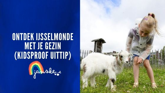 Ontdek IJsselmonde met je gezin (kidsproof uittip)