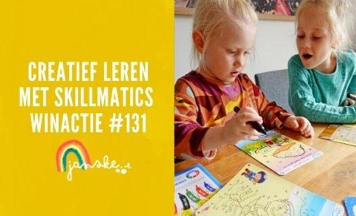 Creatief leren met Skillmatics – winactie #131
