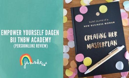 Empower yourself dagen bij TNBW Academy (Persoonlijke Review)