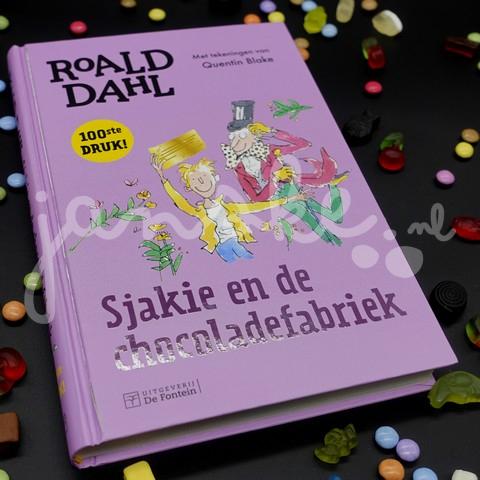 Roald Dahl - Sjakie en de chocoladefabriek