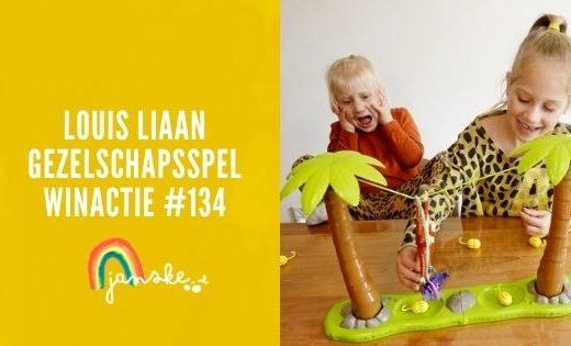 Louis Liaan - gezelschapsspel - Winactie #134