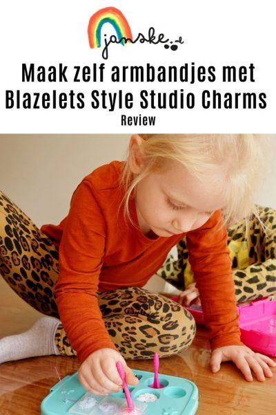 Maak zelf armbandjes met Blazelets Style Studio Charms (Review)