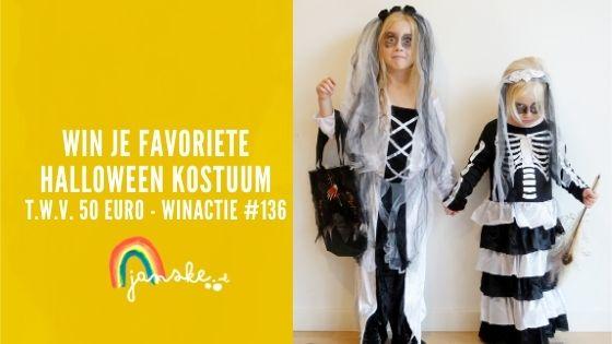 Win je favoriete Halloween kostuum t.w.v. 50 euro – Winactie #136
