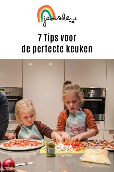 7 Tips voor de perfecte keuken