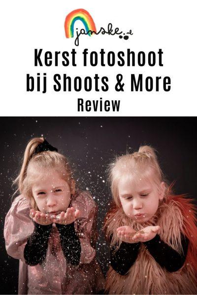 Kerst fotoshoot bij Shoots & More - Review