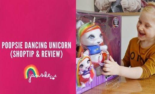 Poopsie Dancing Unicorn (shoptip & review)