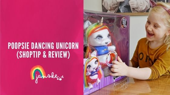 Poopsie Dancing Unicorn (shoptip & review)