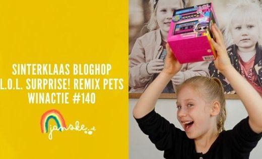 Sinterklaas Bloghop - L.O.L. Surprise! Remix Pets - winactie #140