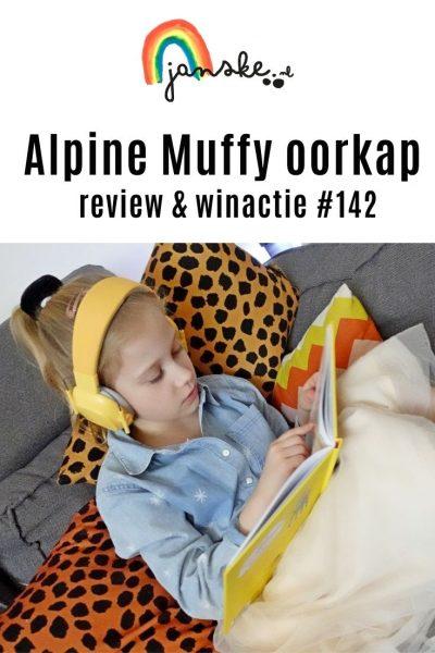 Alpine Muffy oorkap – review & winactie #142