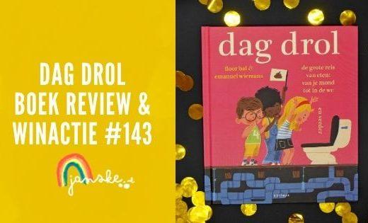Dag Drol – Boek review & winactie #143