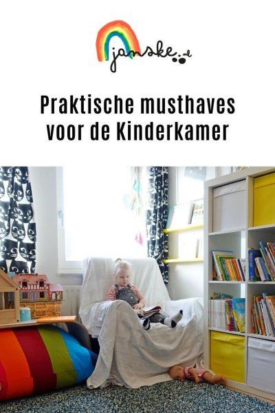 Praktische musthaves voor de Kinderkamer