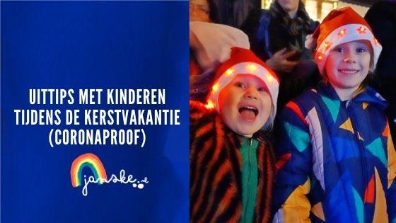 Uittips met kinderen tijdens de kerstvakantie (coronaproof)