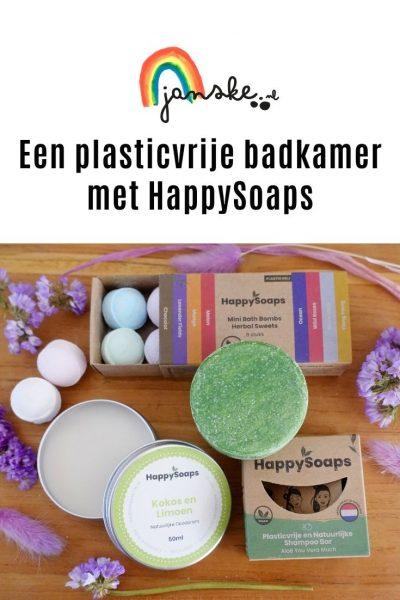 Een plasticvrije badkamer met HappySoaps