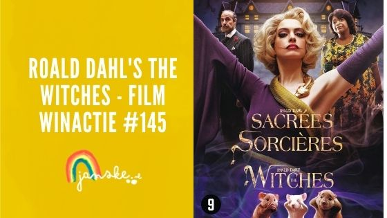 Roald Dahl's The Witches - Film – winactie #145