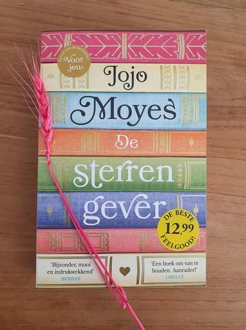 Jojo Moyes De Sterrengever (Boek review)