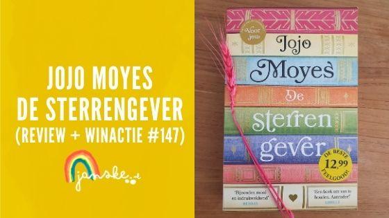 Jojo Moyes - De Sterrengever (Review + Winactie #147)