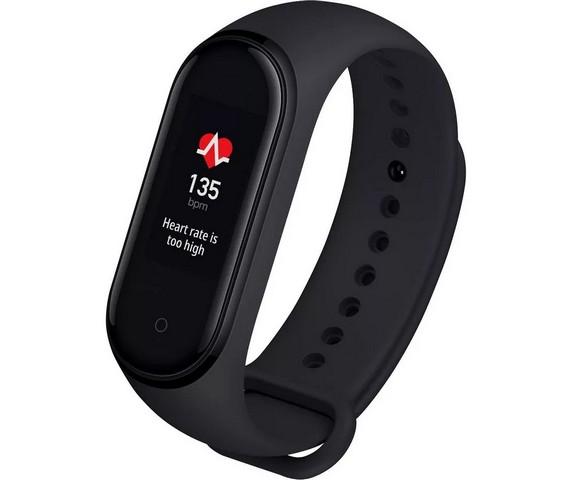 Xiaomi MI Smart Band 4 smartwatch €22,99