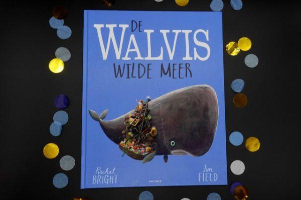 De Walvis Wilde Meer (Review + Winactie #148)