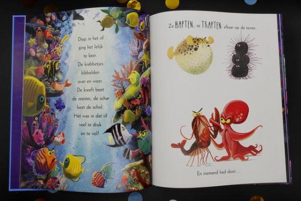 De Walvis Wilde Meer (Review + Winactie #148) - Soms heb je van die kinderboeken die je niet wilt missen in je boekenkast. Dit is weer zo'n pareltje en jij kunt hem winnen!