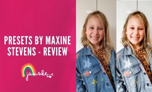 Presets by Maxine Stevens - Review
