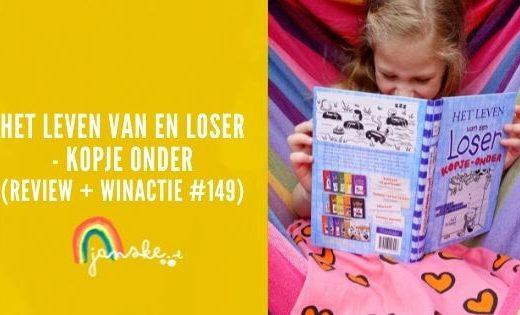 Het leven van en loser - Kopje Onder (Review + Winactie #149)