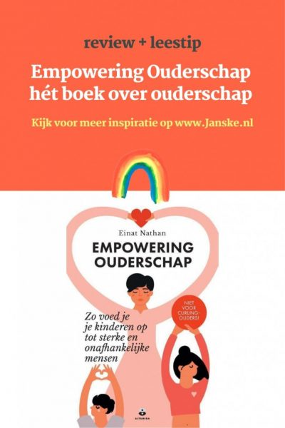 Empowering Ouderschap - hét boek over ouderschap (review)