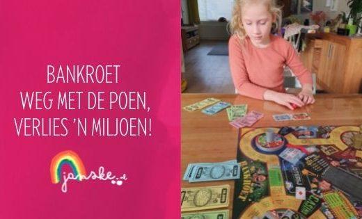 Bankroet - Weg met de poen, verlies 'n miljoen! (Review)